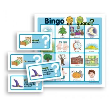 Bingos OÙ - Quand