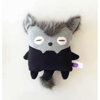 Peluche bébé Loup-garou - Velvet Moustache
