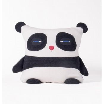 Coussin Panda - Velvet Moustache