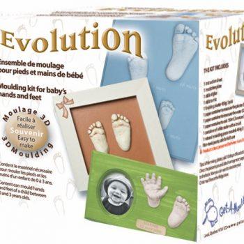 Kit De Moulage Bébé Evolution