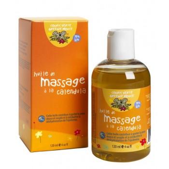 Huile De Massage Calendula - Souris Verte