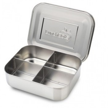 Quad Lunchbots Stainless