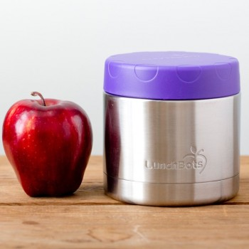 Thermos 16oz Mauve Lunchbots