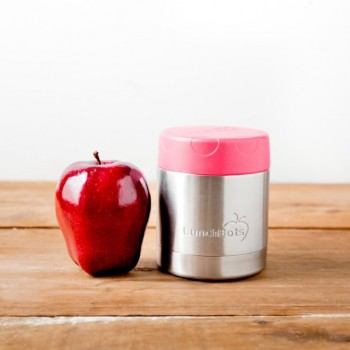 Thermos 8oz Rose Lunchbots
