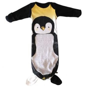 Dormeuse 3/6mois Pingouin - Electrik Kidz