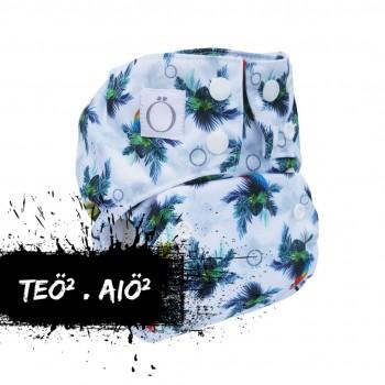 Couche Teo*2 Big Island Snaps - Omaiki