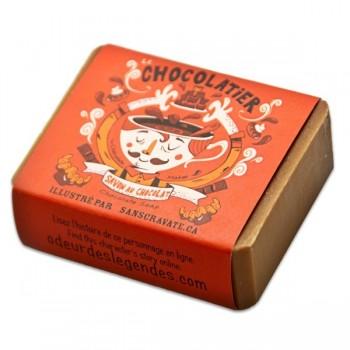 Savon Le Chocolatier - Savonnerie Des Diligences