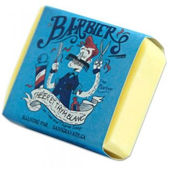 Savon Le Barbier - Savonnerie Des Diligences