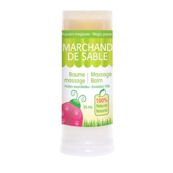 Marchand De Sable 30ml - Baume massage - Pissenlit & Coccinelle
