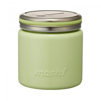 Pot Thermos En Inox - Vert - Mosh!