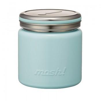Pot Thermos En Inox - Bleu Pâle - Mosh