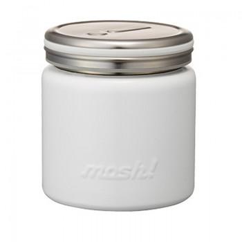 Pot Thermos En Inox - Blanc - Mosh