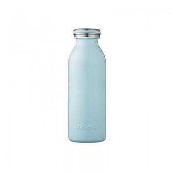 Bouteille Thermos en Inox - Bleu Pâle - Mosh 450ml