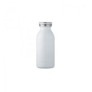 Bouteille Thermos En Inox - Blanc - Mosh 350ml