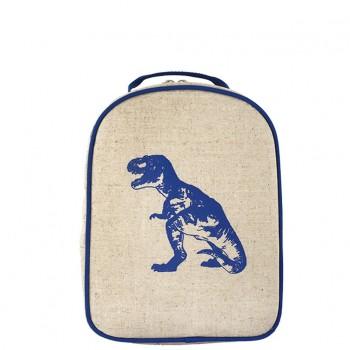 Boîte à Lunch isotherme pour Sac à dos petit SoYoung - Dino Bleu