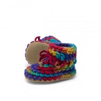 Pantoufles - 3 Mois (gr.3) - Rainbow - Padraig