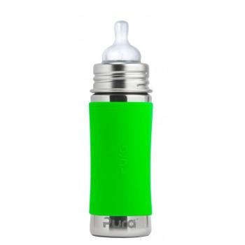 Biberon Pura Vert/acier Inoxydable 9 À 11oz ( 275 à 325ml)