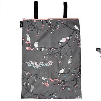 Sac Imperméable Xl - Pommier/oiseaux (blossom)