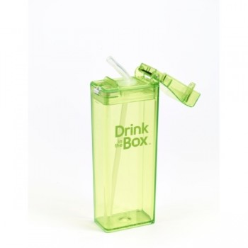 Boîte à jus - Drink In The Box - 12oz - Vert