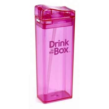Boîte à jus - Drink In The Box - 12oz - Rose