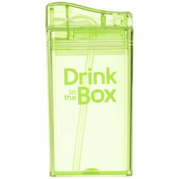 Boîte à jus - Drink In The Box - 8oz - Vert