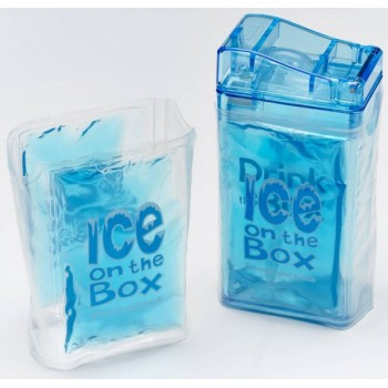 Ice On The Box - Ice Pack Pour Drink In The Box 8oz