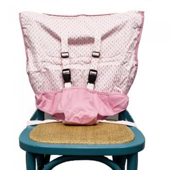 Chaise De Voyage - Rose - Mint Marshmallow