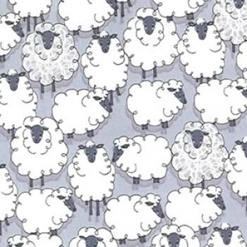 Protège Carnet Santé - #147 Mouton - Oops