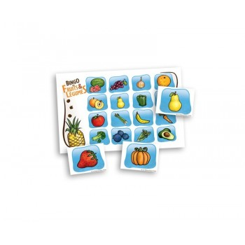 Bingo Fruits et Légumes