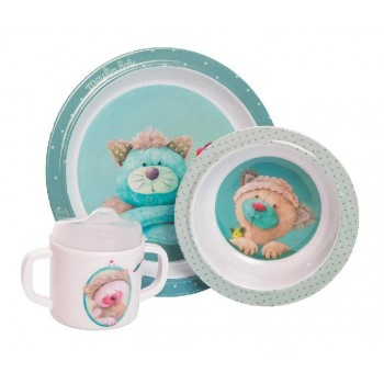 Coffret Vaisselle - Les Pachats - Moulin Roty
