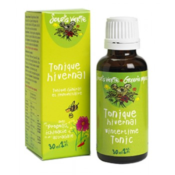 Tonique Hivernal 50ml - Souris Verte