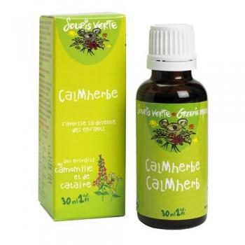 Calmherbe 50ml - Souris Verte