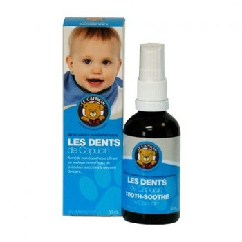 Les Dents 50ml - Le Capucin