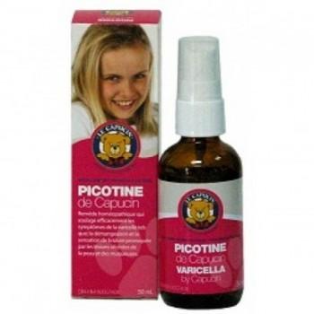 Picotine 50ml - Le Capucin
