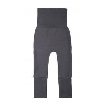 Pantalon évolutif (0-12) Jeans Grise - Coton Vanille
