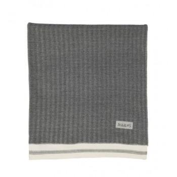 Couverture Bas Laine - Noir/gris - Juddlies