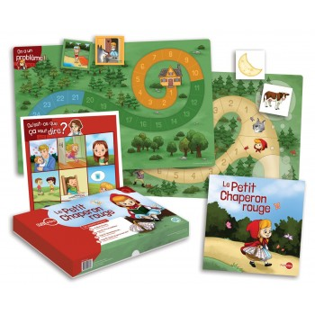 Prêt à Lire 5 - Le Petit Chaperon Rouge
