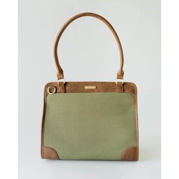 Sac à Couches - Petite Manifest - Olive - Little Unicorn