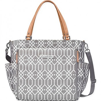 Sac à Couches - City Carryall - Quartz - Petunia Pickle Bottom