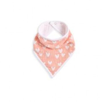 Bavette Bandana - coeurs (Flock Together) - Aden+Anais