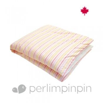 Piqué 27x40 - Pink Ribbons - Perlimpinpin
