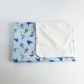 Piqué de Change - Origami - Omaiki