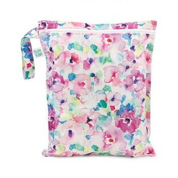 Sac Imperméable 12x14 - Fleurs - Bumkins