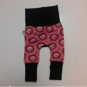 Pantalon Évolutif 0-12m - Lion Rose - G&B