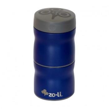 Thermos à deux récipients - Pow This & That Marine - Zoli