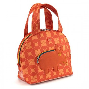 Sac à lunch Fourre-tout - Chou Chou Sunset Hippo - Lug Kids