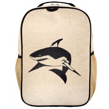 Sac à Dos Pour L'école - Requin Noir - Soyoung