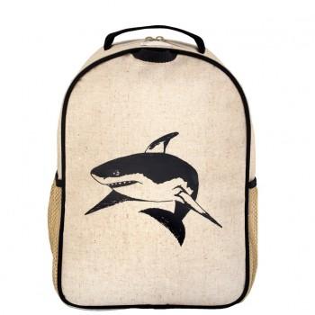 Sac à Dos Petit - Requin Noir - Soyoung
