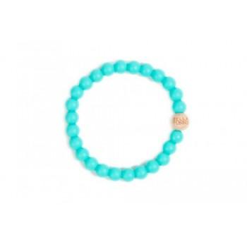 Bracelet De Dentition Maman - Havana Turquoise