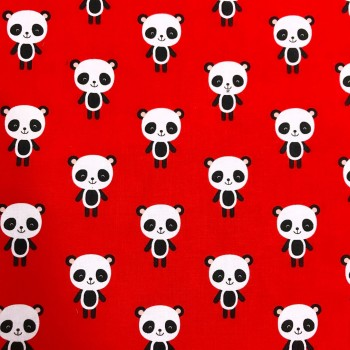 Protège Carnet De Santé - #156 Panda Rouge - Oops